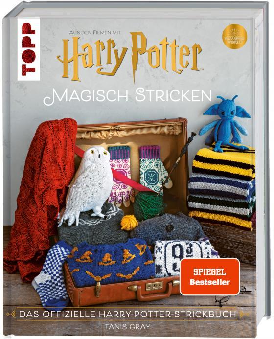 Cover-Bild Harry Potter: Magisch stricken