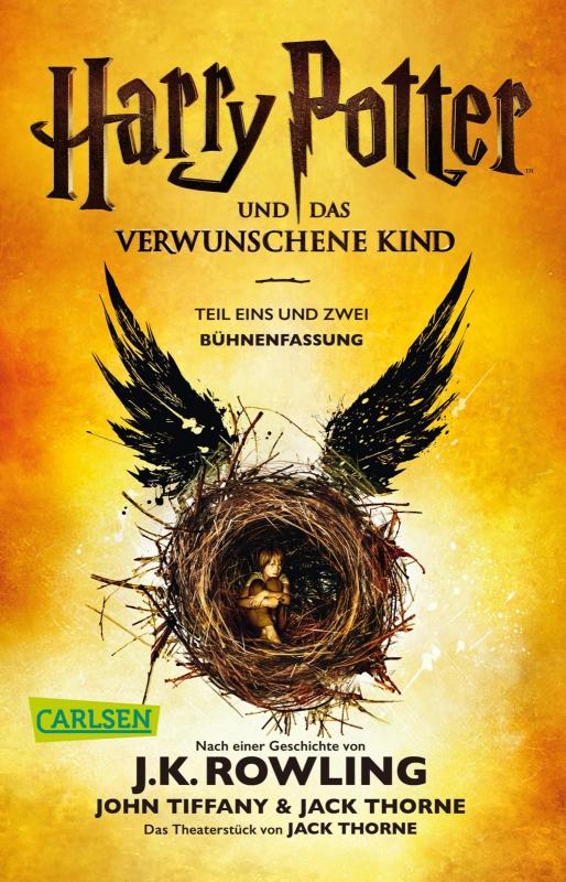 Cover-Bild Harry Potter und das verwunschene Kind. Teil eins und zwei (Bühnenfassung) (Harry Potter)
