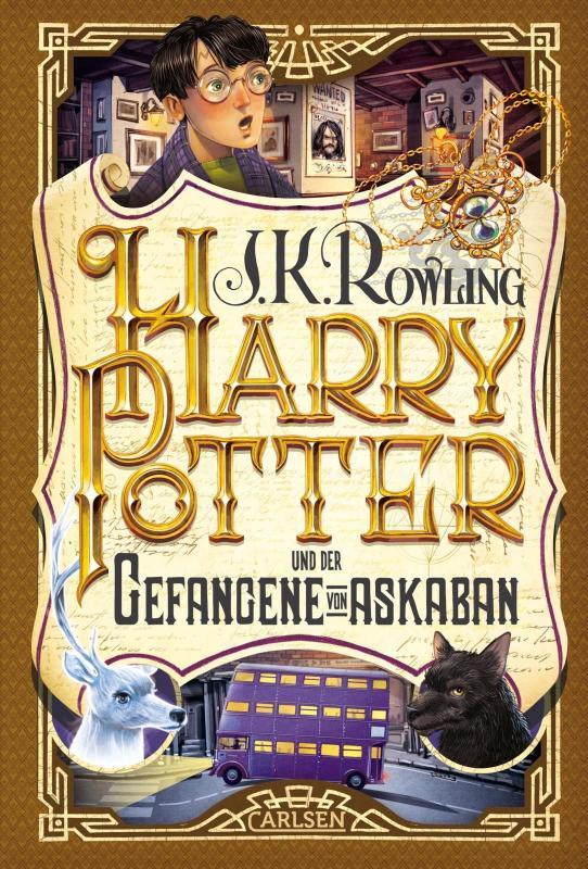 Cover-Bild Harry Potter und der Gefangene von Askaban (Harry Potter 3)