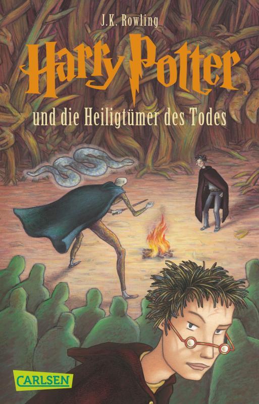 Cover-Bild Harry Potter und die Heiligtümer des Todes (Harry Potter 7)