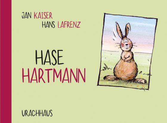 Cover-Bild Hase Hartmann
