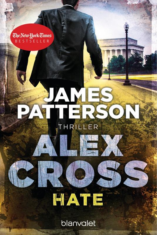 Cover-Bild Hate - Alex Cross 24