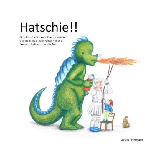 Cover-Bild Hatschie!!