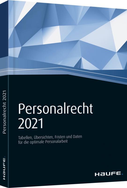 Cover-Bild Haufe Personalrecht 2021