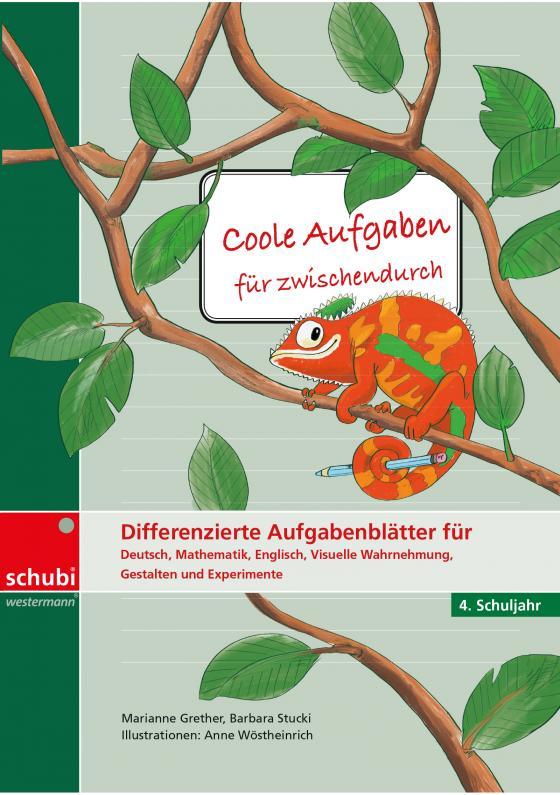 Cover-Bild Hausaufgaben? Cool! / Coole Aufgaben für zwischendurch