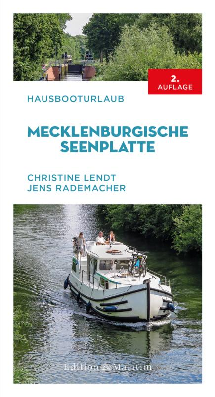 Cover-Bild Hausbooturlaub Mecklenburgische Seenplatte