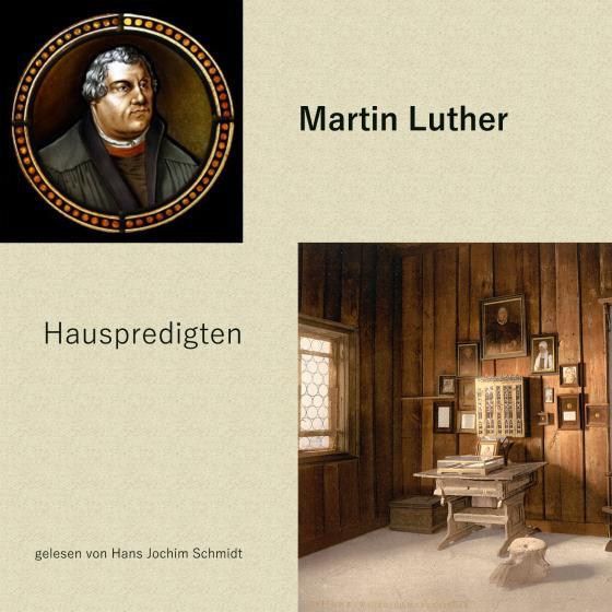 Cover-Bild Hauspredigten
