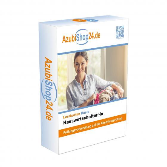 Cover-Bild Hauswirtschafter / Hauswirtschafterin Prüfungsvorbereitung E-Book