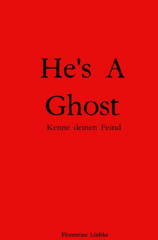 Cover-Bild He's A Ghost