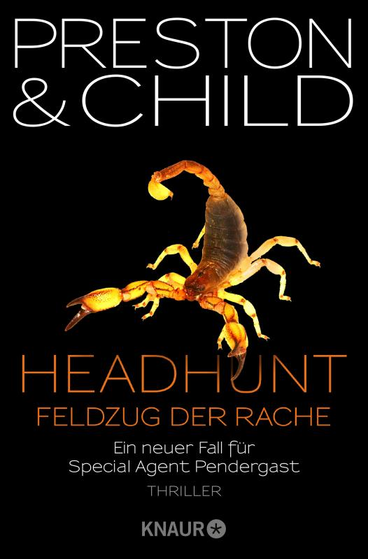 Cover-Bild Headhunt - Feldzug der Rache