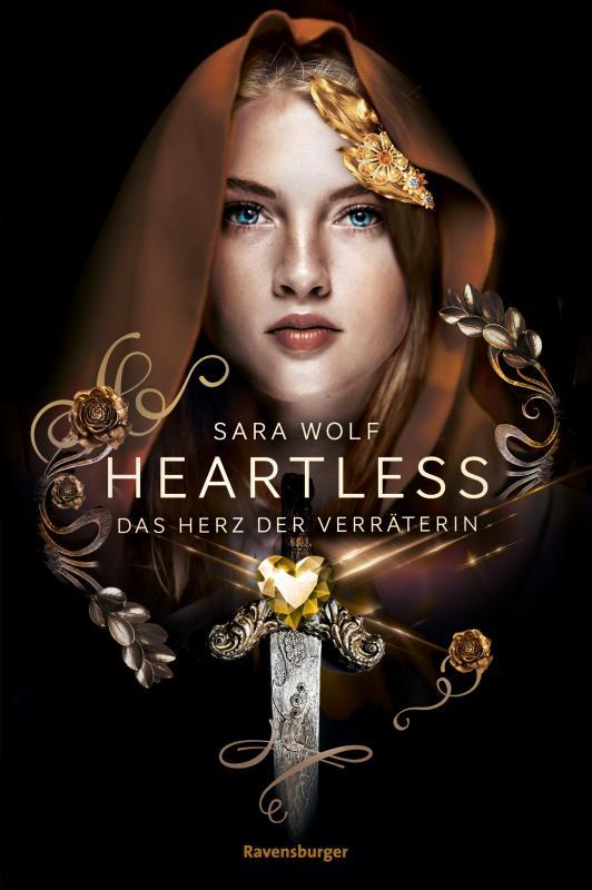 Cover-Bild Heartless, Band 2: Das Herz der Verräterin