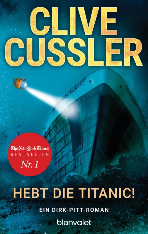 Cover-Bild Hebt die Titanic!