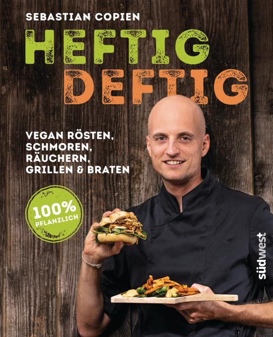 Cover-Bild Heftig deftig
