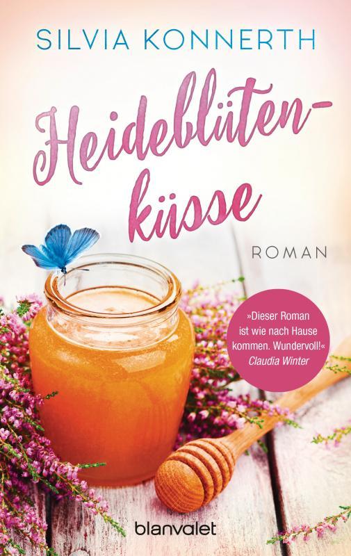 Cover-Bild Heideblütenküsse