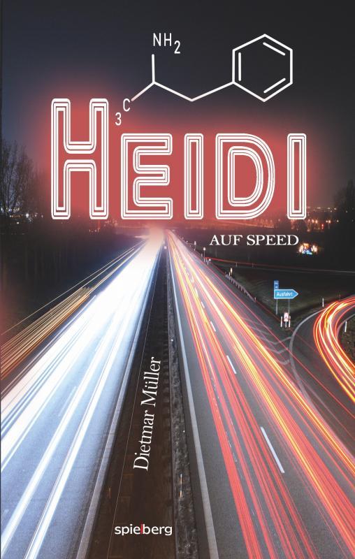 Cover-Bild Heidi auf Speed