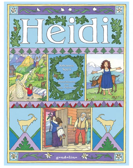 Cover-Bild Heidi