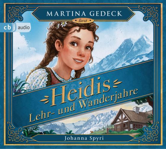 Cover-Bild Heidis Lehr- und Wanderjahre