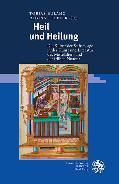 Cover-Bild Heil und Heilung