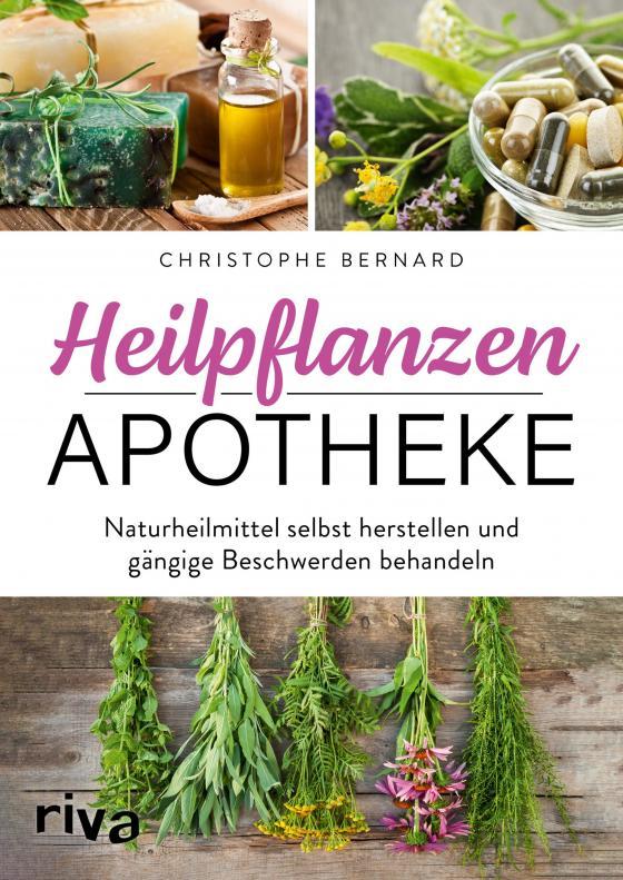 Cover-Bild Heilpflanzen-Apotheke