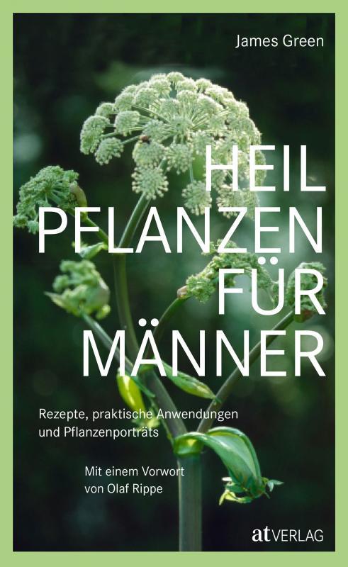 Cover-Bild Heilpflanzen für Männer