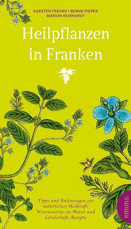 Cover-Bild Heilpflanzen in Franken
