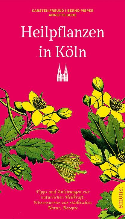 Cover-Bild Heilpflanzen in Köln