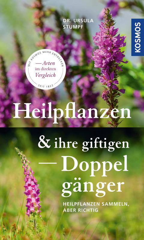 Cover-Bild Heilpflanzen und ihre giftigen Doppelgänger