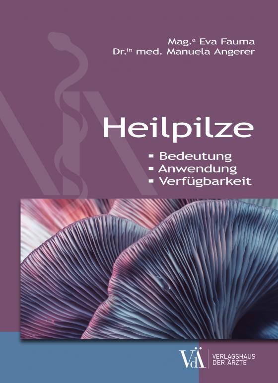 Cover-Bild Heilpilze