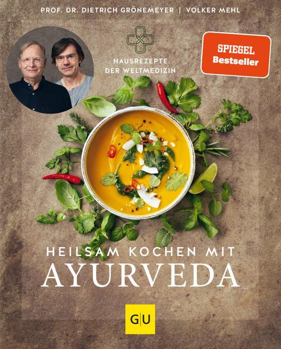 Cover-Bild Heilsam kochen mit Ayurveda