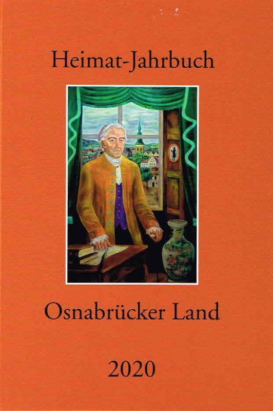 Cover-Bild Heimat-Jahrbuch Osnabrücker Land 2020