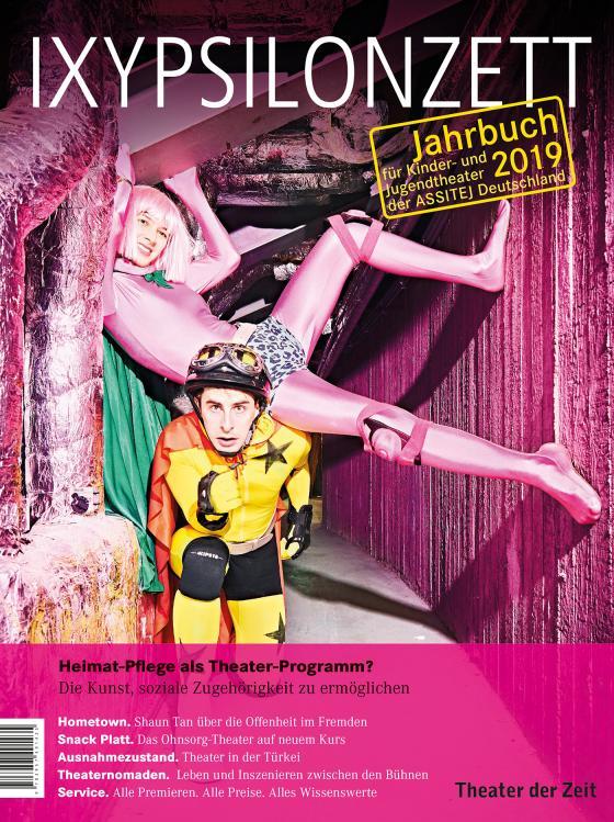 Cover-Bild Heimat-Pflege als Theaterprogramm
