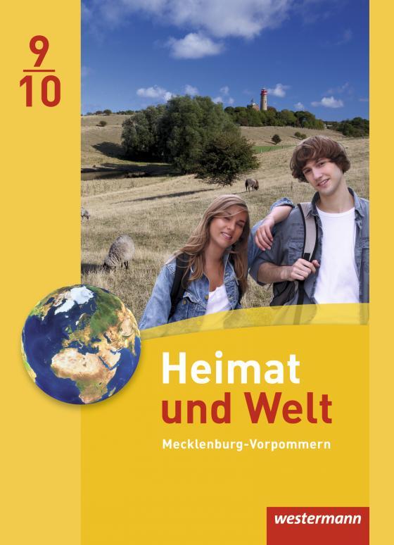 Cover-Bild Heimat und Welt / Heimat und Welt - Ausgabe 2014 für Regionale Schulen in Mecklenburg-Vorpommern