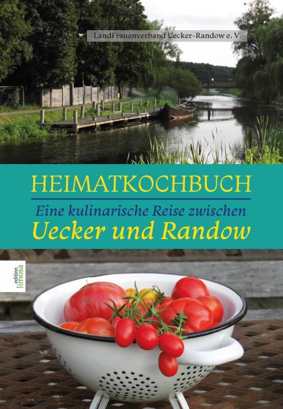 Cover-Bild Heimatkochbuch Uecker und Randow