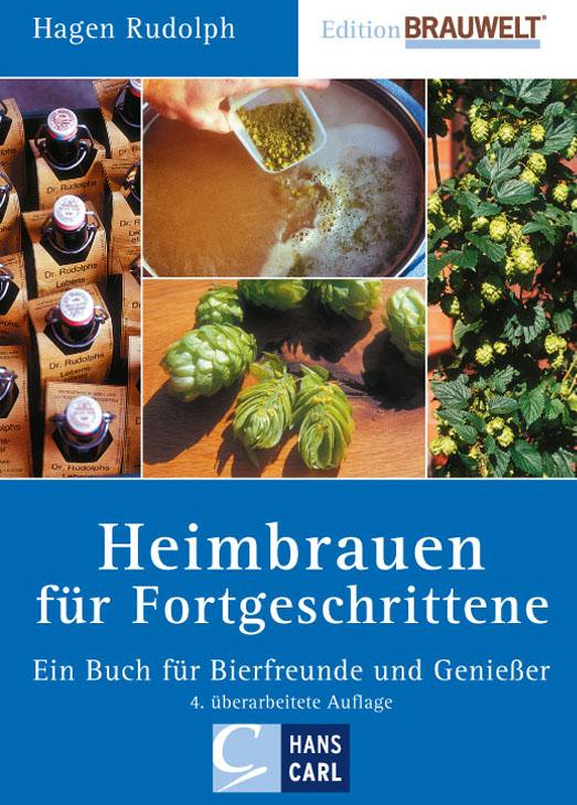Cover-Bild Heimbrauen für Fortgeschrittene