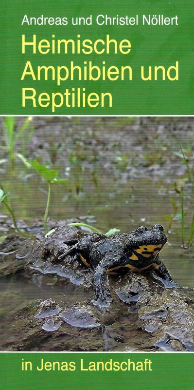 Cover-Bild Heimische Amphibien und Reptilien
