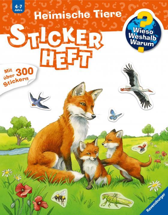 Cover-Bild Heimische Tiere