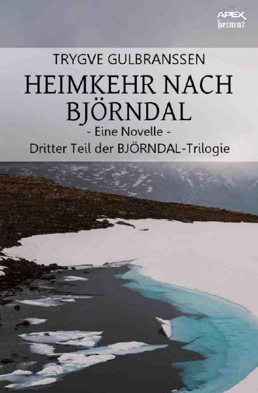 Cover-Bild HEIMKEHR NACH BJÖRNDAL - EINE NOVELLE