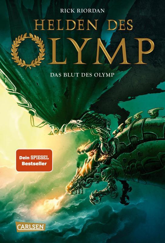 Sonderverkäufe preiswert kaufen Shop für authentische Helden des Olymp 5: Das Blut des Olymp | Lesejury