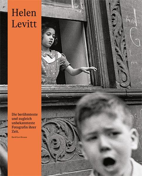 Cover-Bild Helen Levitt