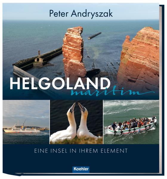 Cover-Bild Helgoland maritim
