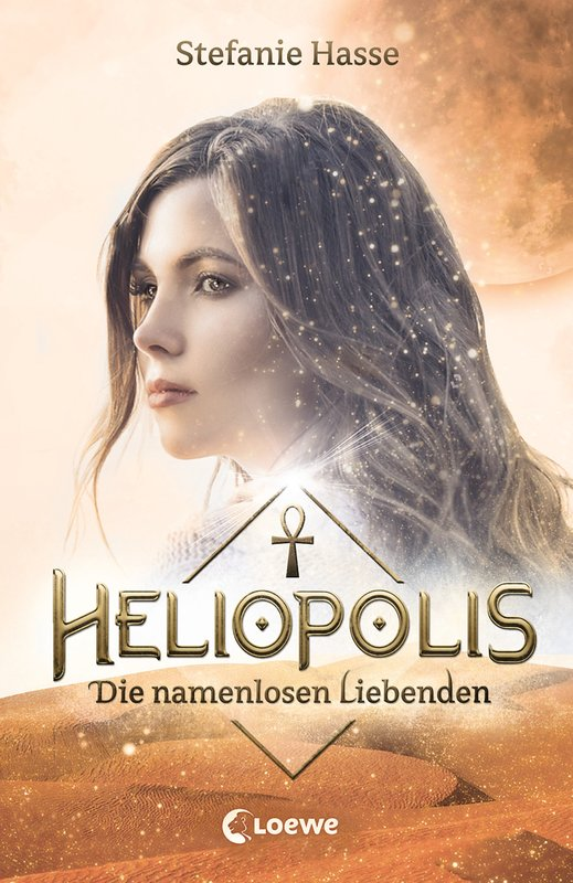 Cover-Bild Heliopolis 2 - Die namenlosen Liebenden