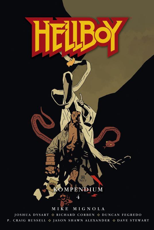 Cover-Bild Hellboy Kompendium 4