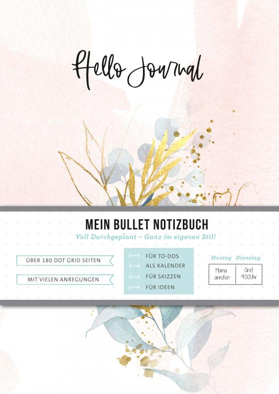 Cover-Bild Hello Journal