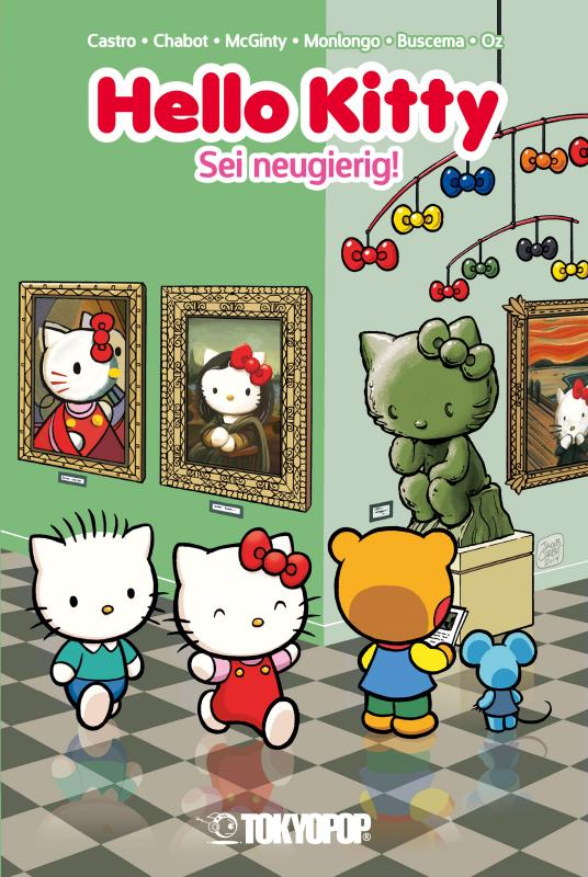 Cover-Bild Hello Kitty - Sei neugierig!