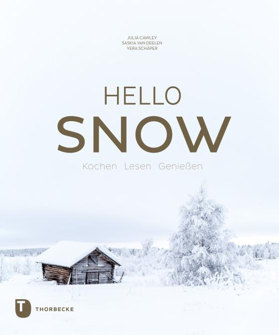 Cover-Bild Hello Snow