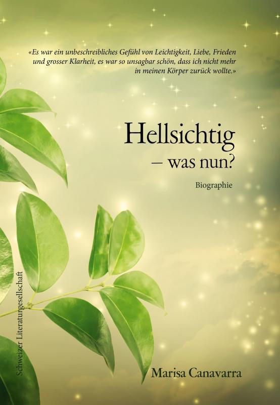 Cover-Bild Hellsichtig– was nun?