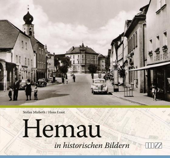 Cover-Bild Hemau in historischen Bildern