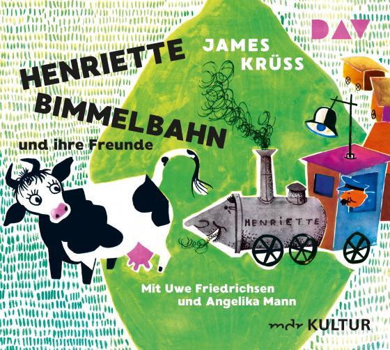 Cover-Bild Henriette Bimmelbahn und ihre Freunde