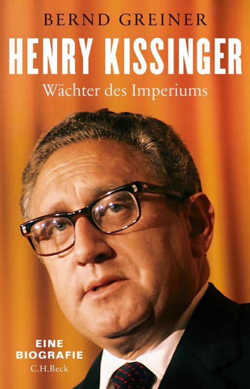 Cover-Bild Henry Kissinger