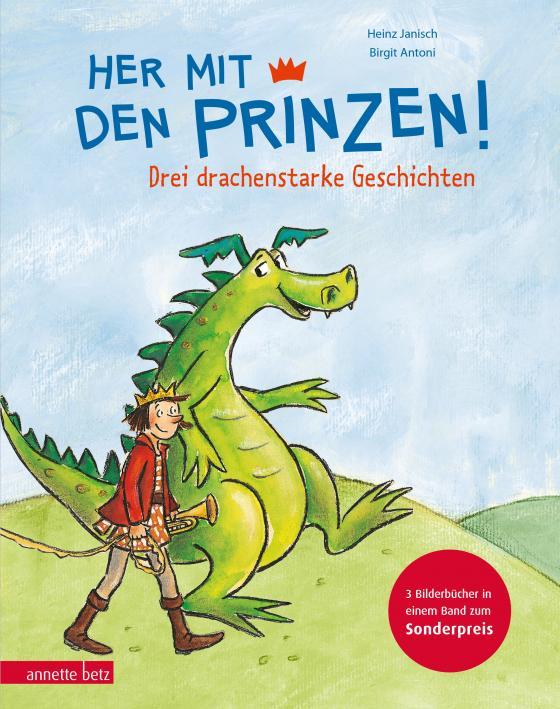 Cover-Bild Her mit den Prinzen!
